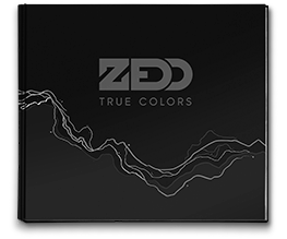 experience the once in a lifetime zedd true colors pop up listening tour in this 236 page limited edition hardcover book filled with gorgeous exclusive - True Colors Book